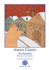 Kashtanka, historia de un perrito