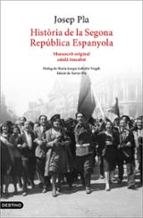Història de la Segona República Espanyola - Pla, Josep