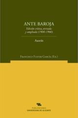 Ante Baroja