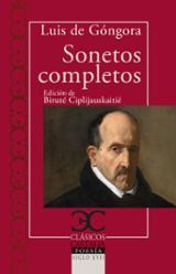 Sonetos completos - Góngora, Luís de