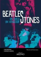Beatles Stones - Delmas, Yves
