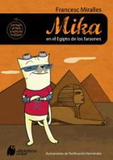 Mika en el Egipto de los faraones