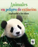 Animales en peligro de extinción explicados a los niños. - AAVV