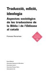 Traducció, edició i ideologia. Aspectes sociològics de las traduc