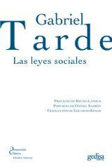 Las leyes sociales - Tarde, Gabriel