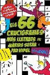 Els 66 crucigrames més lletrats de Màrius Serra i Pau Vidal - Serra, Marius