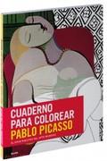 Cuaderno para colorear. Pablo Picasso - Ochoa, Isy