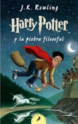 Harry Potter y la piedra filosofal (I). Edición bolsillo