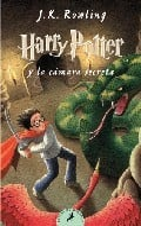 Harry Potter y la cámara secreta (2). Edición bolsillo