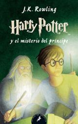 Harry Potter y el misterio del príncipe