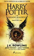 Harry Potter y el legado maldito