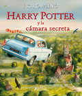 Harry Potter y la cámara secreta (ilustrado)