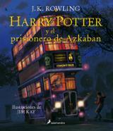 Harry Potter y el prisionero de Azkaban (versión ilustrada)
