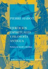 Ejercicios espirituales y filosofía antigua