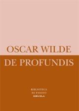 De profundis - Wilde, Oscar