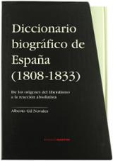 Diccionario biográfico de España (1808-1833). 3 volúmenes