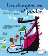 Un dragón en el jardín (manuscrita)