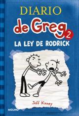 Diario de Greg 2 La ley de Rodrick - Kinney, Jeff