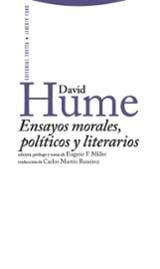 Ensayos morales, políticos y literarios - Hume, David