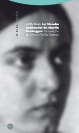La filosofía existencial de Martin Heidegger - Stein, Edith