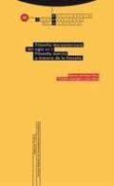 Filosofía iberoamericana del siglo XX (I)