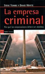 La empresa criminal