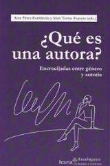 ¿Qué es una autora? - AAVV