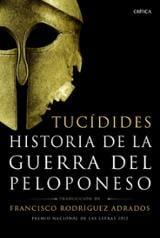 Historia de la guerra del Peloponeso - Tucídides