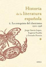 Historia de la literatura española 2. La conquista del clasicismo - Fosalba, Eugenia (ed.)