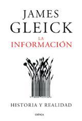 La información - Gleick, James