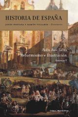 Historia de España, 5. Reformismo e ilustración - Ruiz Torres, Pedro