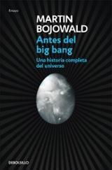 Antes del Big Bang - Bojowald, Martin