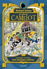 La tribu de Camelot. La Carlota i el misteri dels missatges anòni