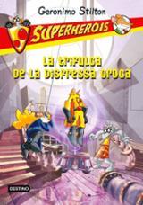 Superherois. La trifulga de la disfressa groga