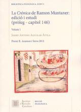 La Crònica de Ramon Muntaner: edició i estudi (pròleg capítol 146
