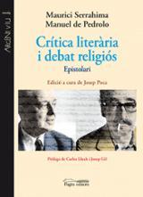 Crítica literària i debat religiós. Epistolari