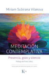 Meditación contemplativa - Subirana, Miriam