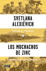 Los muchachos de zinc - Alexievich, Svetlana