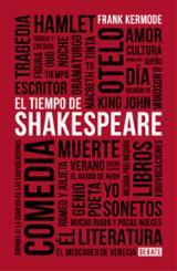 El tiempo de Shakespeare - Kermode, Frank