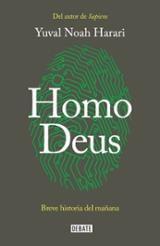 Homo Deus - Noah Harari, Yuval