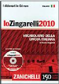 Zingarelli 2010 Cd-rom