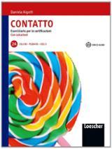Contatto Eserciario per Certificazioni 2A+CD. Audio+Soluzioni