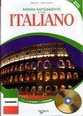 Impara rapidamentet il tuo italiano + CD