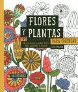 Flores y plantas para colorear