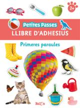 PP STICKERS - PRIMERES PARAULES - AAVV