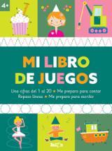 MI LIBRO DE JUEGOS +4 - Ballon