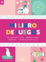 MI LIBRO DE JUEGOS +5 - Ballon