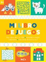 MI LIBRO DE JUEGOS +6 - Ballon