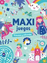 Maxi juegos-princesas y unicornios 4+ - Ballon