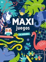 Maxi juegos-los animales 4+ - Ballon